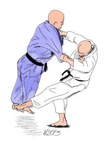 13-Okuri-ashi-barai