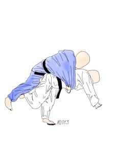 27-Hane-makikomi